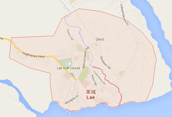 巴布亚新几内亚首都|巴布亚新几内亚热门城市地图