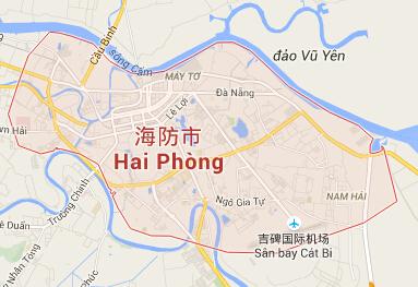 越南地图 越南首都地图 越南热门城市地图